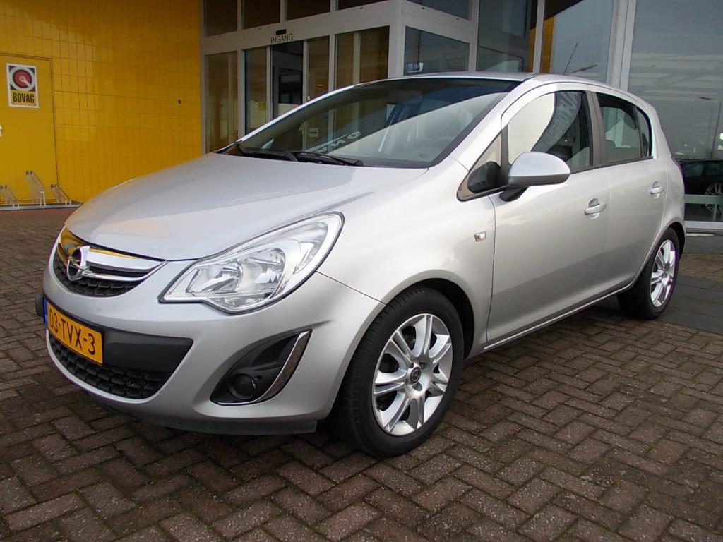 Opel Corsa-d hatchback 12-16v 5-drs. airco cr.contr. 41000 km.