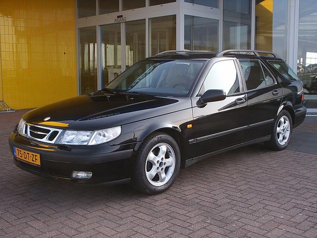 Saab 9-5 Estate 2.3 t aut.