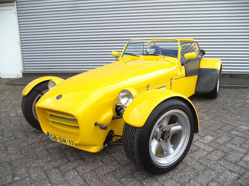 Lotus Seven Mohr rush mkii 200 pk duratec