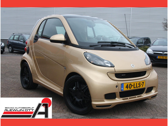 Smart Fortwo 1.0 mhd brabus edition ten automaat