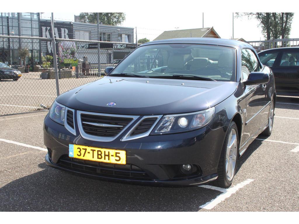 Saab 9-3 1.8t vector cabriolet