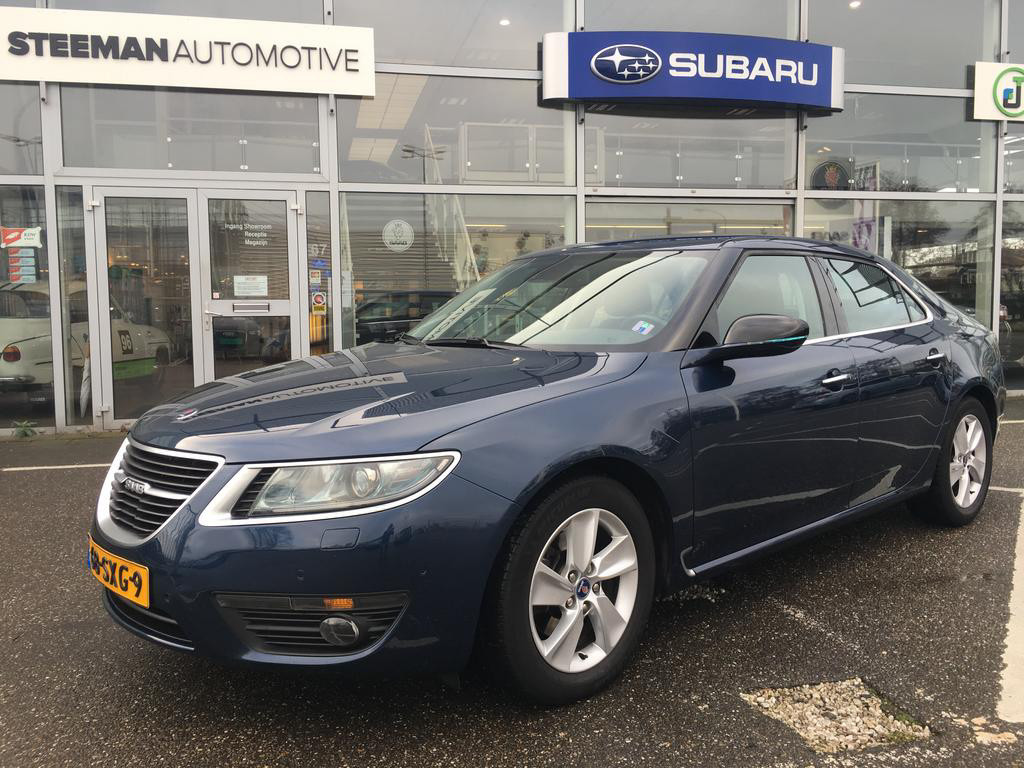 Saab 9-5 9-5 sport sedan 2.0t vector exklusiv automaat